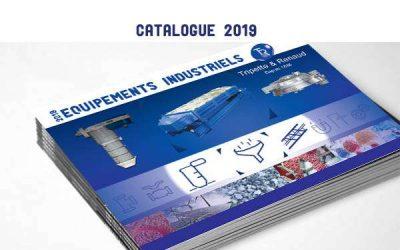 Le catalogue des produits 2019 est arrivé