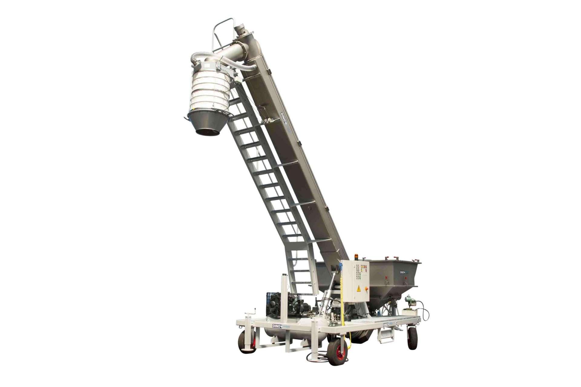 Chargement de camions Système DINO - Tripette et Renaud