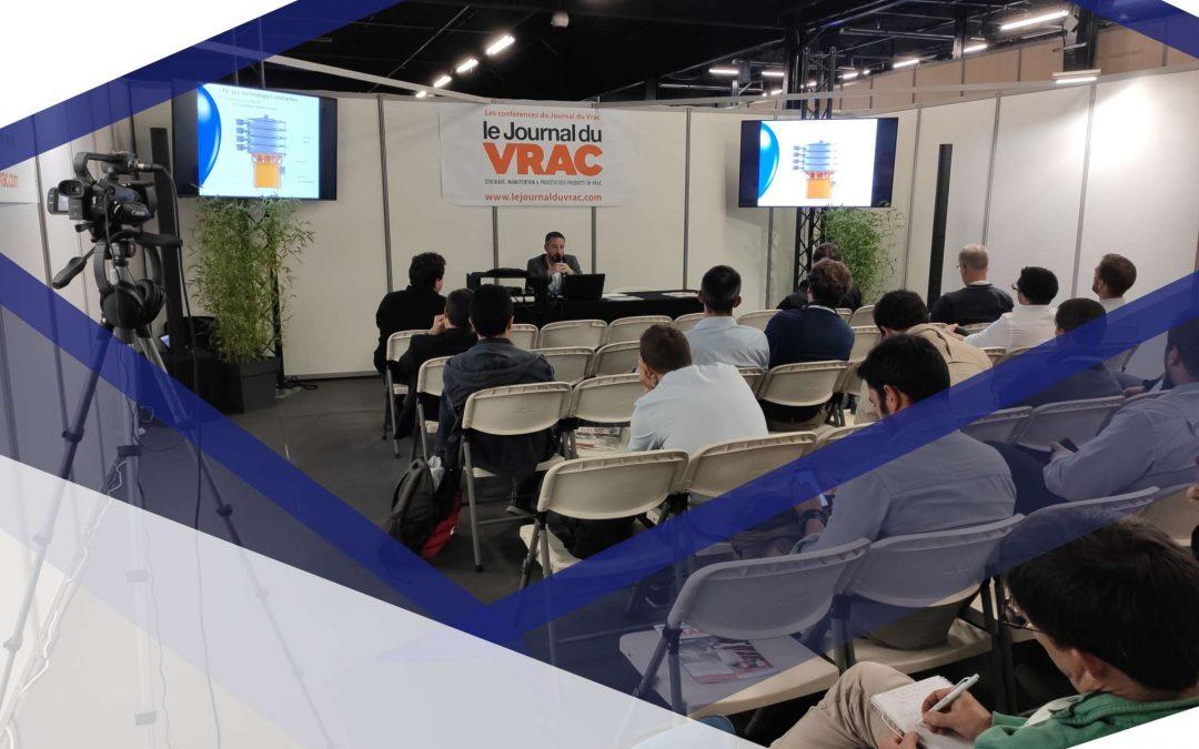 Intervention à VracTech