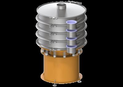 Tamiseur circulaire Multiscreen