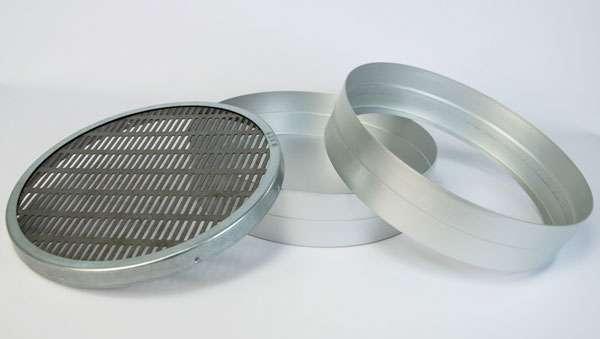 Tamis aluminium